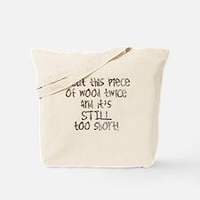 Unique Tradesman Tote Bag