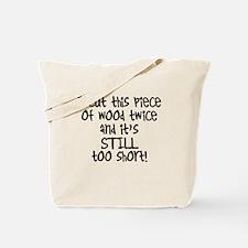 Cute Tradesman Tote Bag