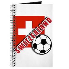 Switzerland Soccer Team Journal