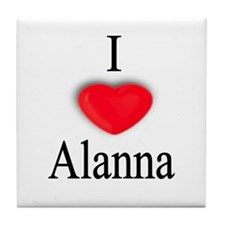 Alanna Tile Coaster