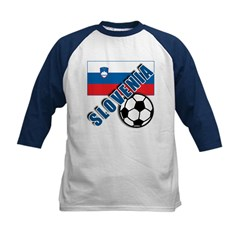 World Soccer SLOVENIA Team T-shirts Tee