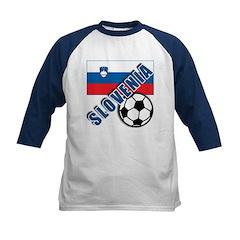 World Soccer SLOVENIA Team T-shirts Tee