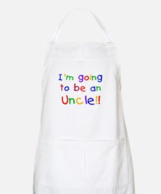 Going to be an Uncle Apron