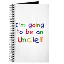 Going to be an Uncle Journal