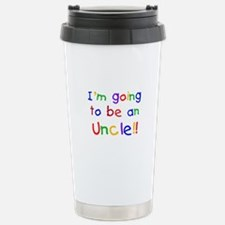 Going to be an Uncle Travel Mug