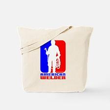 American Welder Tote Bag
