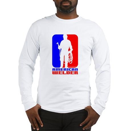 American Welder Long Sleeve T-Shirt