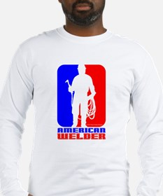 American Welder Long Sleeve T-Shirt