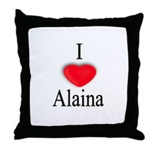 Alaina Throw Pillow