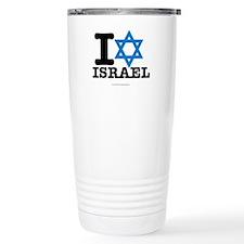 I STAR ISRAEL Travel Coffee Mug