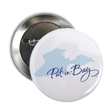 "Put-in-Bay 2.25"" Button"
