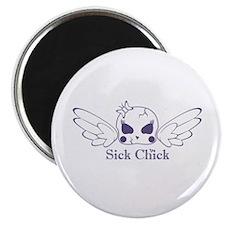 Sick Chick Magnet