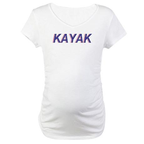 Patriotic Maternity T-Shirt