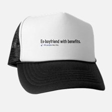 EX-BOYFRIEND WITH BENEFITS 69 Trucker Hat