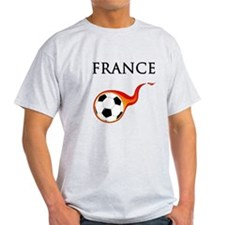 France Soccer T-Shirt