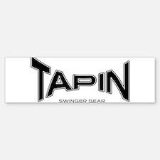 TAPIN SWINGER GEAR Sticker (Bumper)