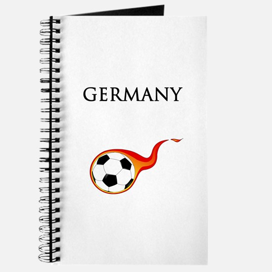 Germany Soccer Journal