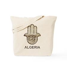 Hamsa Algeria Tote Bag