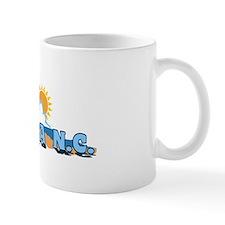 Corolla NC - Waves Design Mug