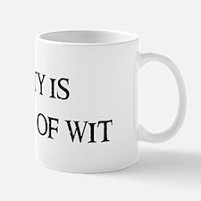 Brevity is the Mug