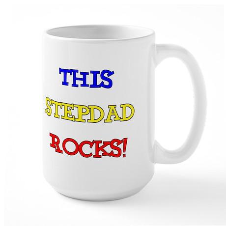 Father's Day Large Mug