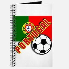 World Soccer PortugalTeam T-shirts Journal