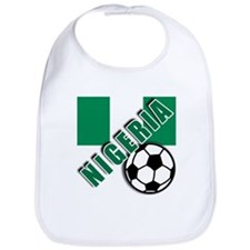 World Soccer NIGERIA Bib