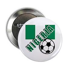 "World Soccer NIGERIA 2.25"" Button"