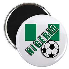 "World Soccer NIGERIA 2.25"" Magnet (100 pack)"