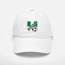 World Soccer NIGERIA Baseball Baseball Cap