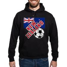 NEW ZEALAND Soccer Hoodie