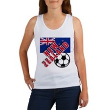 NEW ZEALAND Soccer Women's Tank Top