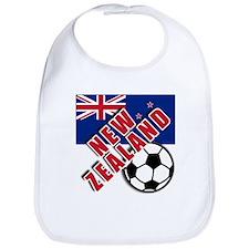NEW ZEALAND Soccer Bib