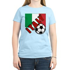 World Soccer ITALY T-Shirt