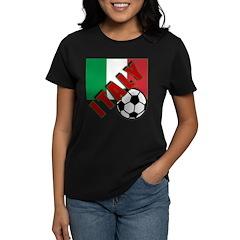 World Soccer ITALY Tee