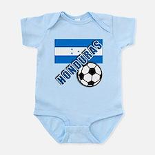 World Soccer Honduras Infant Bodysuit