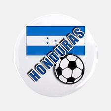 """World Soccer Honduras 3.5"""" Button (100 pack)"""