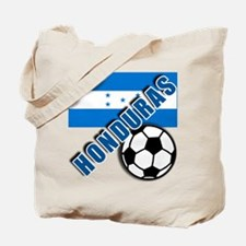 World Soccer Honduras Tote Bag