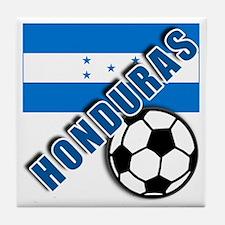 World Soccer Honduras Tile Coaster