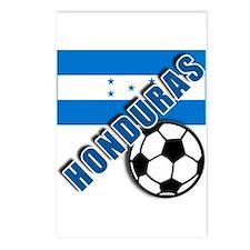 World Soccer Honduras Postcards (Package of 8)