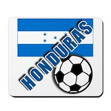 World Soccer Honduras Mousepad