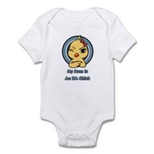 Kids Sick Chick Infant Bodysuit