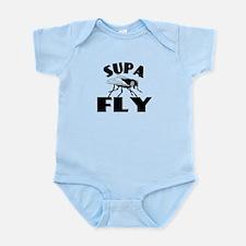 Supa Fly Infant Bodysuit