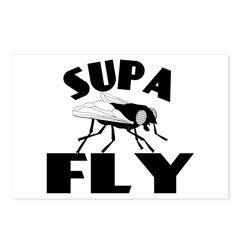 Supa Fly Postcards (Package of 8)