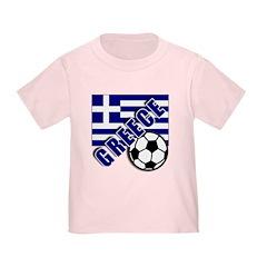 World Soccer GREECE T
