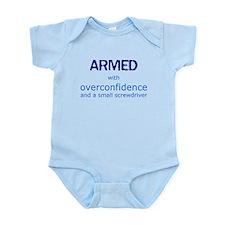 Overconfidence (light) Infant Bodysuit