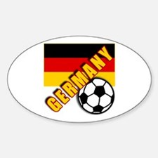GERMANY World Soccer Decal