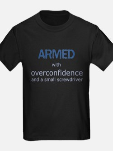 Overconfidence (dark) T