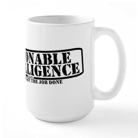 The Logos - Large Mug