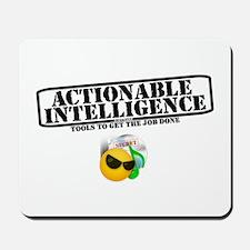 The Logos - Mousepad